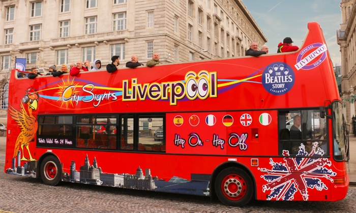 Liverpool Guided Tours